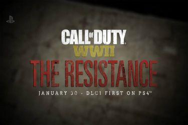 El nuevo DLC de Call of Duty: WW II te hará luchar contra zombies nazis