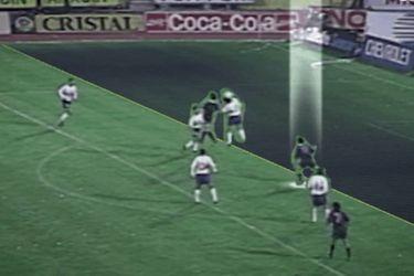 El VAR termina con la polémica y valida el gol de Salas del 94 contra la UC