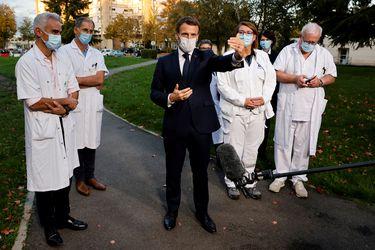 Francia supera el umbral del millón de casos de coronavirus