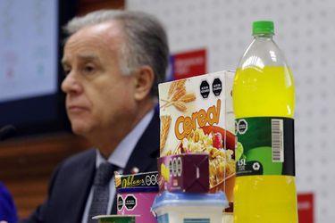 Lanzan segunda etapa de ley de etiquetados de alimentos