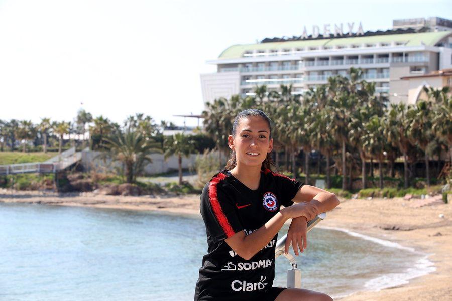 Nayadet López, quien estará en los Juegos Olímpicos de Tokio, fue anunciada como nuevo fichaje del Espanyol.