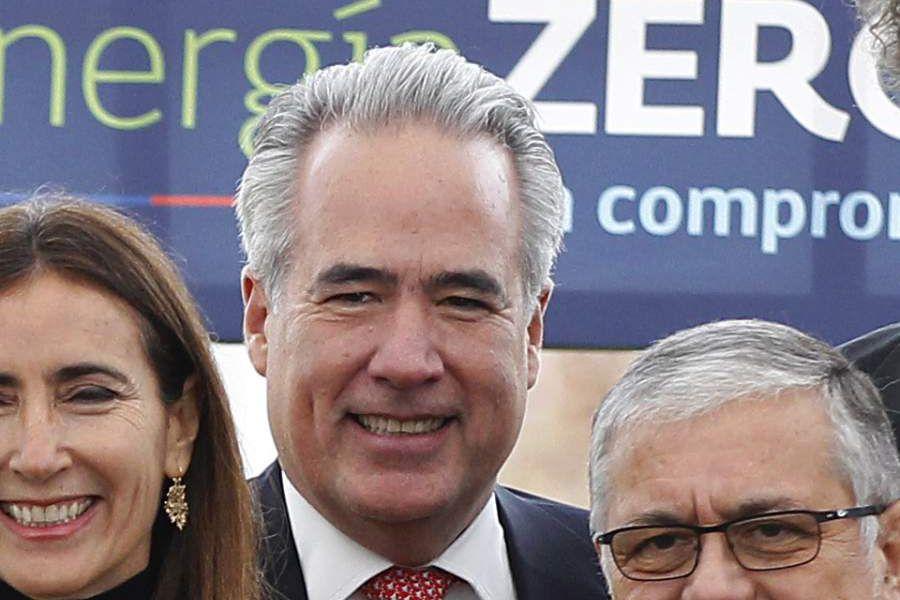 Presidente Sebastian Pinera encabeza presentacion del plan de descarbonizacion de la matriz energetica