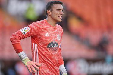 Compañero de Orellana en el Valladolid da positivo por Covid-19