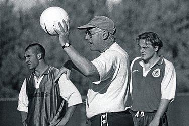 """El fútbol, según Cantatore: """"Mi manera es buscar el equilibrio defensa-ataque"""""""