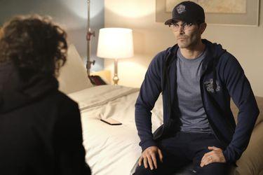 Clark conversa con Jordan en las nuevas fotos para el regreso de Superman & Lois