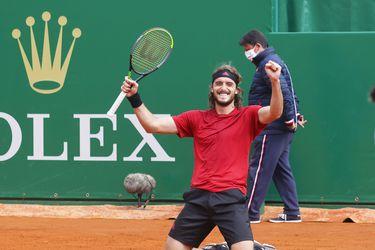 Tsitsipas consigue su primer Masters 1000 en la arcilla de Montecarlo