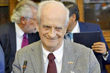 embajador chileno en Venezuela, Pedro Felipe Ramírez,