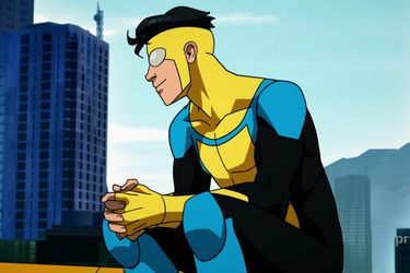 La serie animada de Invincible llegará el 26 marzo a Amazon Prime Video