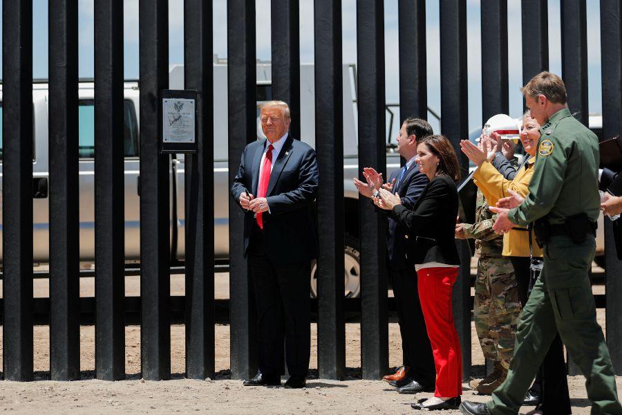 Trump realiza actividades de campaña en Arizona en medio de ...
