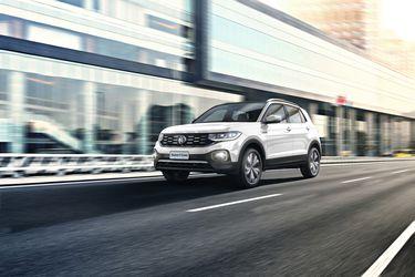 ¿Crece la familia del VW T-Cross? La marca homologó en Chile una nueva versión con motor turbo