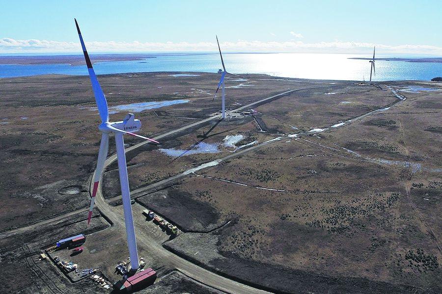 Parque eólico de Enap y Pecket Energy parte su operación en agosto