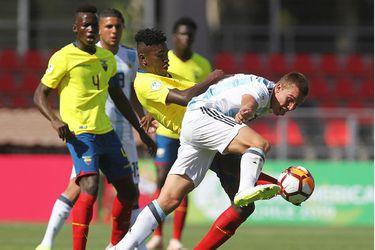 Argentina - Ecuador efe
