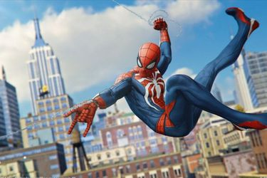 "Ya está disponible la versión ""Game of the Year"" de Marvel's Spider-Man"