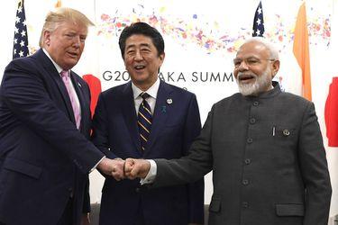 India impone su agenda en el G20: por un lado con EEUU y Japón, y por otro con China y Rusia