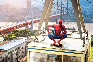 Spider-Man viajará por el mundo en la secuela de Homecoming