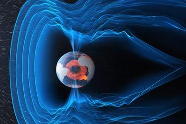 El rápido movimiento del polo norte magnético estaría afectando la navegación