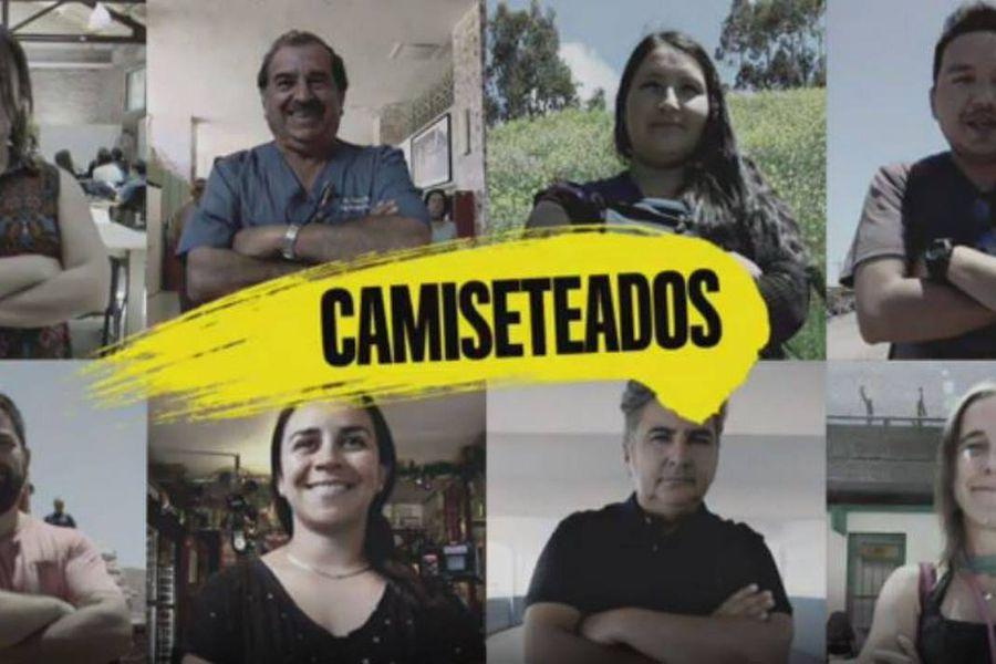 CAMISETEADOS