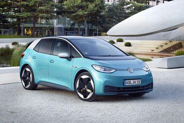 Debut en grande: en su segundo mes en el mercado, el VW ID.3 ya es líder en Países Bajos
