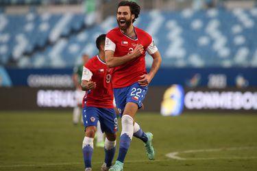 """El emotivo mensaje de Ben Brereton: """"Estoy orgulloso de ser parte del equipo chileno"""""""
