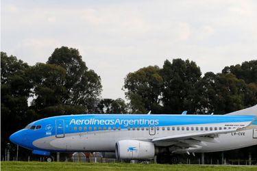 Argentina gastará al menos US$880 millones en su aerolínea estatal