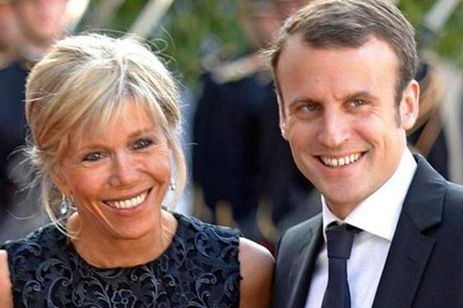 Quien Es Brigitte Macron La Nueva Primera Dama De Francia 24 Anos Mayor Que El Presidente Electo La Tercera