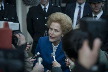 The Crown: nuevo tráiler de la cuarta temporada se enfoca en Margaret Thatcher