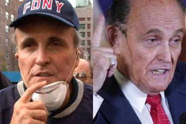 """Rudolph Giuliani: Fulgor, ocaso y debacle del """"Alcalde de América"""""""