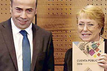 Contralor Bermúdez y Bachelet