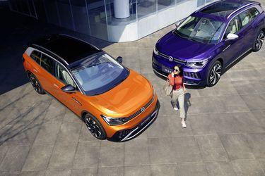 Nuevo Volkswagen ID.6, la alternativa eléctrica de tres filas de asientos y exclusiva para China