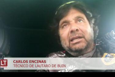 """Carlos Encinas: """"Mientras no digan que soy ladrón, pedófilo o narcotraficante, no tengo ningún problema"""""""