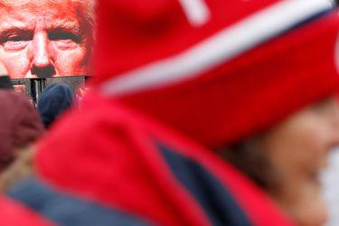 Sondeo: 57% de los estadounidenses quiere que Trump sea destituido tras violencia en el Capitolio