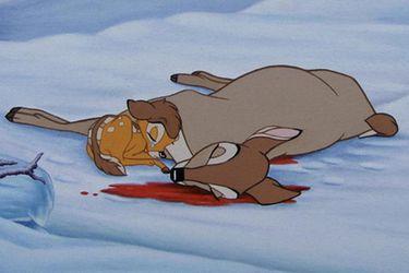 Hombre fue condenado a ver Bambi por cazar ilegalmente ciervos