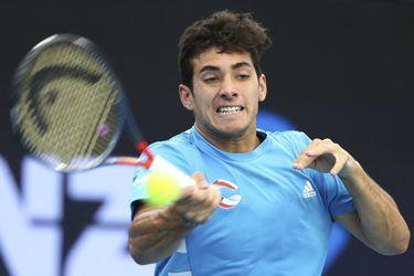 Garin sufre dura derrota y Chile queda eliminado de la ATP Cup