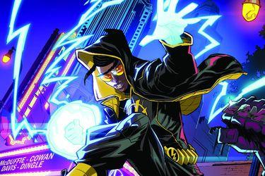 DC reveló a los equipos creativos y presentó algunos vistazos a los próximos cómics de Milestone