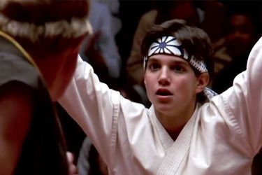 Todas las películas de Karate Kid están disponibles en HBO GO