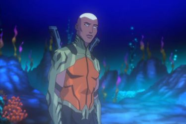 Young Justice: Outsiders confirmó que su Aquaman es Queer