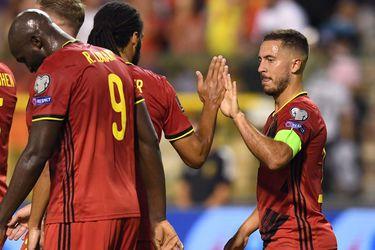 Bélgica e Inglaterra aceleran el paso rumbo a Qatar 2022