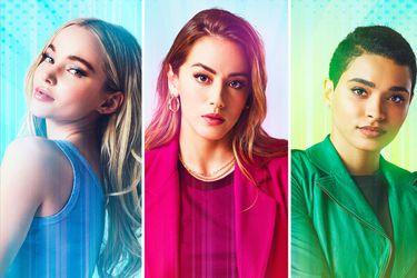 The CW reveló el primer vistazo oficial a la nueva serie live-action de Las Chicas Superpoderosas