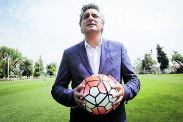 """Sebastián Moreno: """"Nuestra intención como fútbol es volver lo antes posible a la actividad"""""""