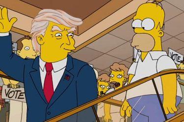 Los Simpson, Borat y Kanye West: las elecciones de EE.UU. según la cultura pop