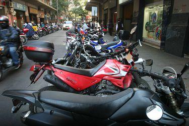 ¡Imparable! Más de 4.000 motos se venden mensualmente en Chile