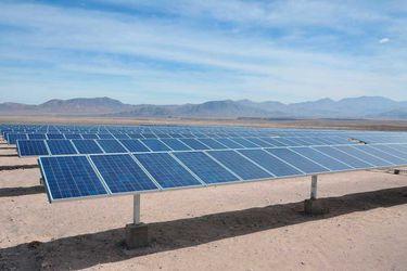 Ingresan a trámite ambiental un gigantesco y millonario proyecto solar en la II Región