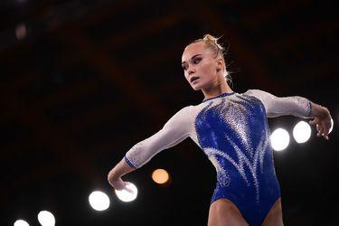 Quién es Angelina Mélnikova: la rusa que eclipsó a Simone Biles en la final por equipos