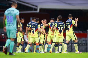 Los chilenos no evitan la derrota del Mazatlán ante el América