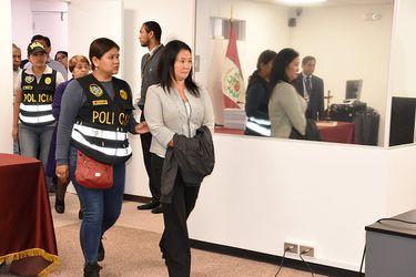 """Keiko Fujimori descarta asistir a audiencia: """"No voy a ser parte del show que los fiscales quieren repetir conmigo"""""""