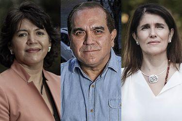 """Provoste acusa """"encerrona"""" de Narváez y Maldonado por debate televisivo: """"Después de que ya se habían puesto de acuerdo me notificaron"""""""