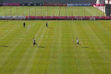 """Manuel Neuer, sobre el regreso a los entrenamientos en cancha: """"Ha sido una sensación muy extraña"""""""