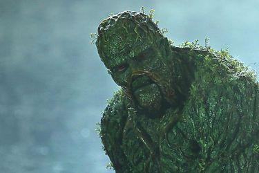 The CW no tiene planes para una segunda temporada de Swamp Thing