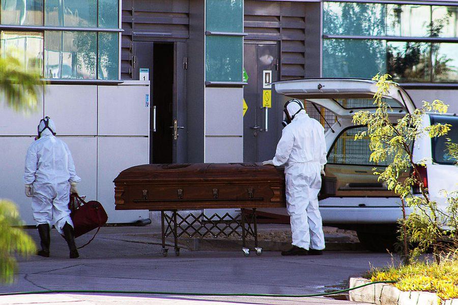 Coronavirus en Chile. Fallecidos por Covid-19