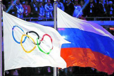 Rusia queda fuera de los Juegos Olímpicos y del Mundial de Qatar por dopaje
